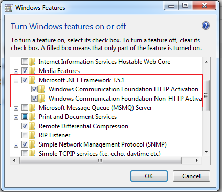 Microsoft.Net Outline