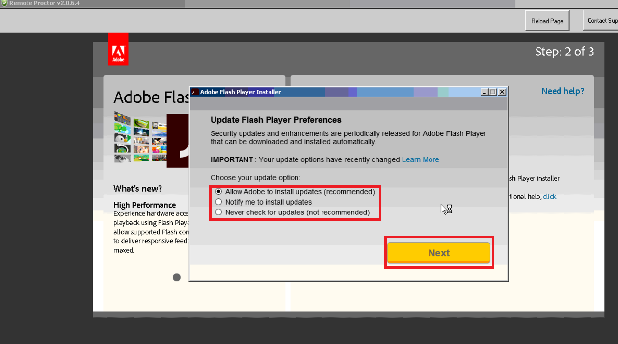 RPNow: You have no Flash Plugin Installed - Powered by